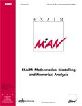 ESAIM: Mathematical Modelling and Numerical Analysis